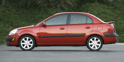 2008 Kia Rio EX, A0192, Photo 1