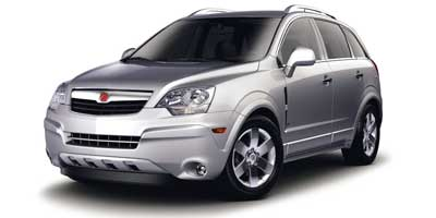 2008 Saturn VUE FWD 4-door V6 XR, 82132A, Photo 1