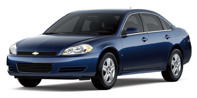 2009 Chevrolet Impala 4-door Sedan LS, 62413A, Photo 1