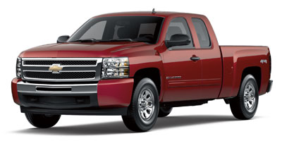 "2009 Chevrolet Silverado 1500 2WD Ext Cab 143.5"" LT, 35794A, Photo 1"
