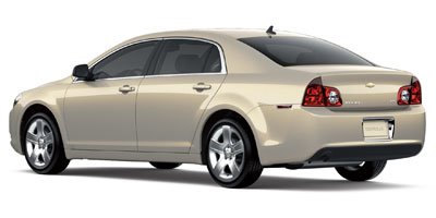 2009 Chevrolet Malibu 4-door Sedan LS w/1LS, 4500, Photo 1