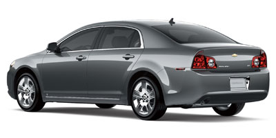 2009 Chevrolet Malibu 4-door Sedan LT w/1LT, 26611A, Photo 1