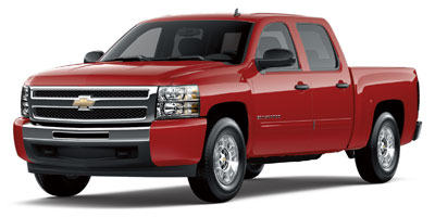 "2009 Chevrolet Silverado 1500 4WD Crew Cab 143.5"" LT, 82215A, Photo 1"