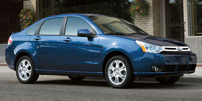 2009 Ford Focus 4-door Sedan SE, 4525, Photo 1