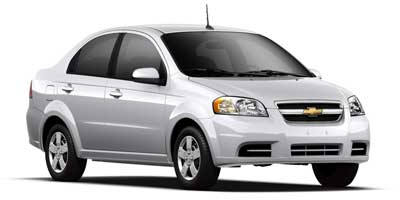 2010 Chevrolet Aveo 4-door Sedan LT w/1LT, 4602, Photo 1