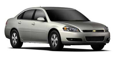 2010 Chevrolet Impala 4-door Sedan LT, 82216A, Photo 1