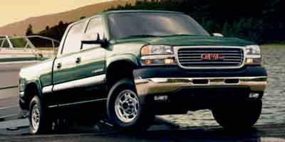 2002 GMC Sierra 2500HD Crew Cab 153