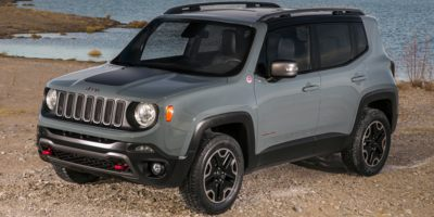 2016 Jeep Renegade 4WD 4-door Trailhawk, SN67467, Photo 1