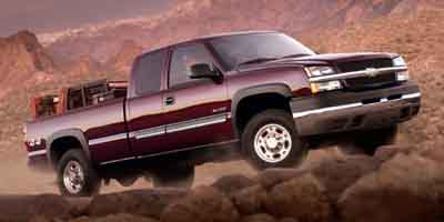 2004 Chevrolet Silverado 2500HD Ext Cab 143.5