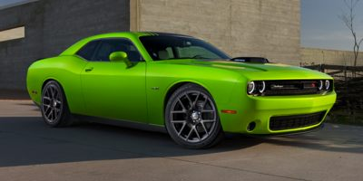 2016 Dodge Challenger 2-door Cpe R/T Plus, DB66381, Photo 1
