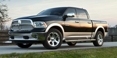 "2017 Ram 1500 Express 4x2 Crew Cab 5'7"" Box, DR70460, Photo 1"