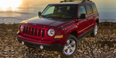 2017 Jeep Patriot Sport FWD, SP78202, Photo 1