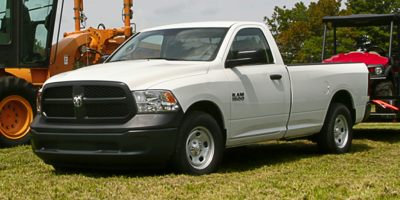 2017 Ram 1500 Tradesman 4x2 Regular Cab 8' Box, DR72363, Photo 1