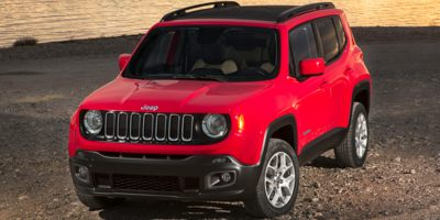 2017 Jeep Renegade Latitude FWD, SN78160, Photo 1