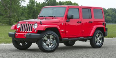 2017 Jeep Wrangler Unlimited Sport 4x4, SW75489, Photo 1