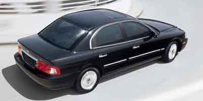2004 Kia Optima EX, 353849, Photo 1