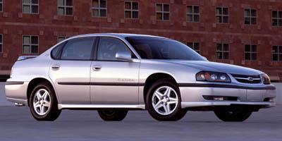 2005 Chevrolet Impala 4-door Sedan LS, 62743A, Photo 1