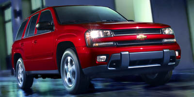 2006 Chevrolet TrailBlazer 4-door 2WD LS, 35806A, Photo 1