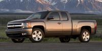 "Certified, 2008 Chevrolet Silverado 1500 4WD Ext Cab 143.5"" LT w/1LT, Blue, 82056A-1"