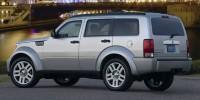 Used, 2008 Dodge Nitro 4WD 4-door SXT, Red, 4539-1