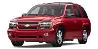 Certified, 2008 Chevrolet TrailBlazer 2WD 4-door LT w/1LT, Blue, 82249A-1