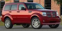 Used, 2010 Dodge Nitro 4WD 4-door SE *Ltd Avail*, Silver, 62201A-1