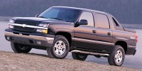 """Used, 2005 Chevrolet Avalanche 1500 5-door Crew Cab 130"""" WB 4WD Z71, Blue, 82198A-1"""