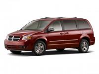Used, 2010 Dodge Grand Caravan SXT, Silver, 2861-1