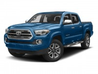 Used, 2017 Toyota Tacoma Limited Double Cab 5' Bed V6 4x2 AT, HasVideo1-1