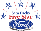 Five Star Ford - North Richland HillsLogo
