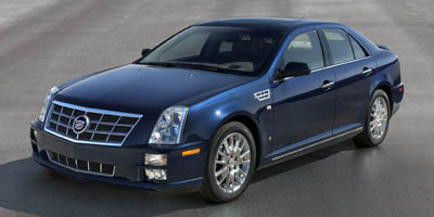 2008 Cadillac STS AWD , P9340, Photo 1