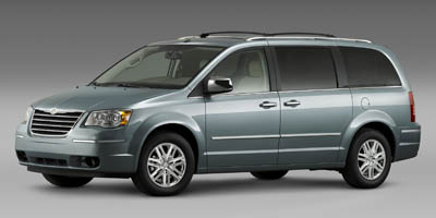 2008 Chrysler Town & Country Touring, AC8394, Photo 1
