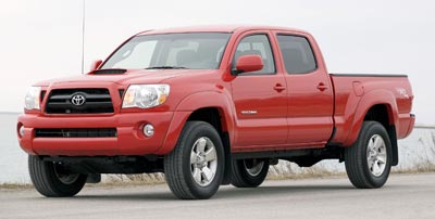 2008 Toyota Tacoma 2WD Double V6 AT PreRunner, K19764B, Photo 1