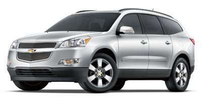2009 Chevrolet Traverse LTZ, AC8494, Photo 1