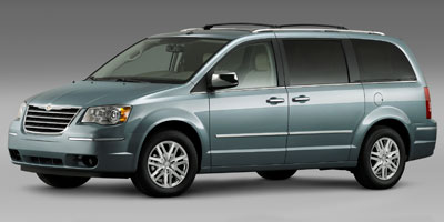 2009 Chrysler Town & Country LX, CC9108, Photo 1
