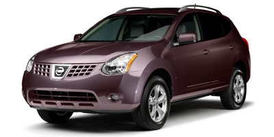 2009 Nissan Rogue SL, CC9102, Photo 1
