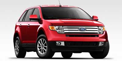 2010 Ford Edge SEL, CC202056, Photo 1
