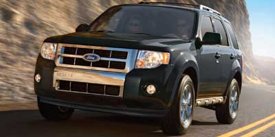 2010 Ford Escape Limited, AC9001, Photo 1