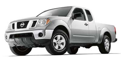 2012 Nissan Frontier SV, AC9153, Photo 1
