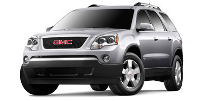 2011 GMC Acadia AWD 4-door SLT1, K4256A, Photo 1
