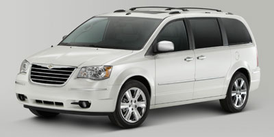 2010 Chrysler Town & Country Touring, CC8142, Photo 1