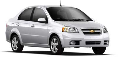 2011 Chevrolet Aveo 2LT, P9343, Photo 1