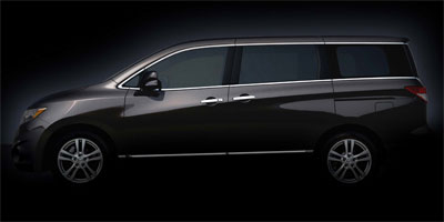 2012 Nissan Quest SV, CC202083, Photo 1