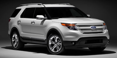 2011 Ford Explorer Limited, 2648, Photo 1