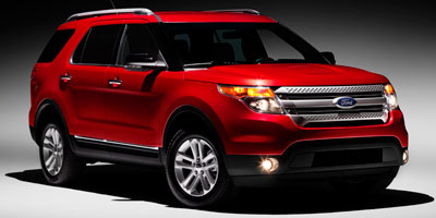 2013 Ford Explorer Base, CF01, Photo 1
