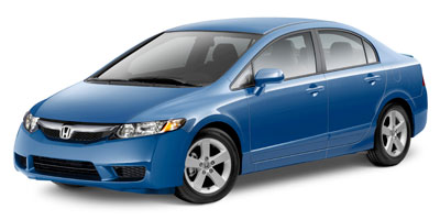 2011 Honda Civic Sdn LX-S, AF19, Photo 1