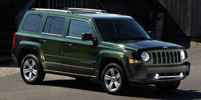 2012 Jeep Patriot Latitude, CC2020112, Photo 1