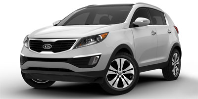 2012 Kia Sportage LX, AC8284, Photo 1