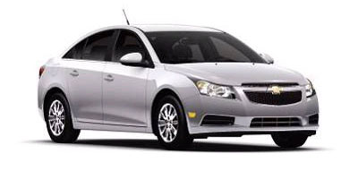 2012 Chevrolet Cruze 4-door Sedan LT w/2LT, K20298A, Photo 1