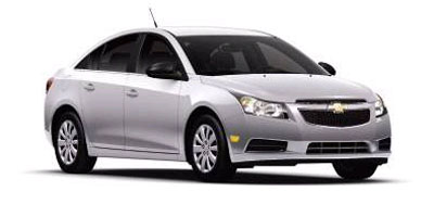 2012 Chevrolet Cruze ECO, AC8423, Photo 1